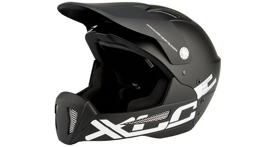 XLC BH-F03 Downhill hjelm sort